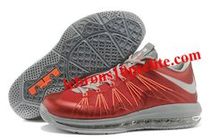 detailed look edb88 c5128 Buy 2013 New Nike Lebron 10 X Low Red Grey Running Shoes from Reliable 2013  New Nike Lebron 10 X Low Red Grey Running Shoes suppliers.