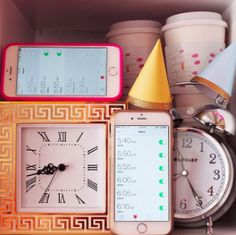 Anyone else have to set 10 different alarms to pull ourselves out of bed? Make every day a party and make sure you are starting your week out right! Check out our blog on how to jumpstart you week like a Party Girl!