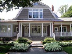 Classic Shingle - traditional - exterior - chicago - Tiburon Homes LLC