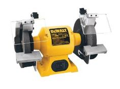 DEWALT DW758 8-Inch Bench Grinder - Power Bench Grinders - Amazon.com