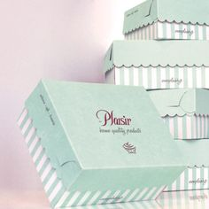 Plaisir packaging box by OGH Pack