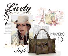 """Bauletto in pelle effetto vintage firmato """"NUMERO10"""". Trendy in estate e adatto per l' #autunno. Lo trovi ora al 50% di #sconto su http://bit.ly/WL4D3i #modadonna #borse #accessori"""