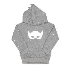 Spiked Superhero Hoodie | Beau Loves | Goldfish