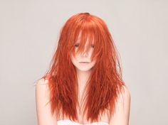 Hair: John Vial @ Fudge Photo: Ross Kirton Make-up: Liz Daxauer