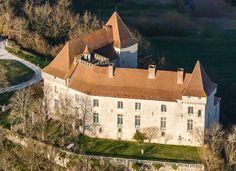 Château de Goudourville Tarn-et-Garonne, Midi-Pyrénées
