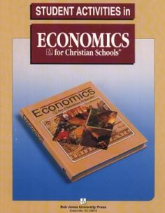 The Economics Student Activities 1st edition can be used in the Distance Learning Program.  This  covers the basics & helps make decisions about their personal money management like saving, budgeting, and financial planning.