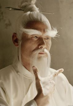 Chia Hui Liu as Pai Mei Kill BIll: Vol. 2 (2004), directed by Quentin Tarantino