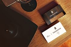 Business Card and Tablet Free PSD Mockup Vol 2