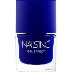 Nails inc Nail Polish, Old Bond Street 0.27 oz (8 ml) found on Polyvore