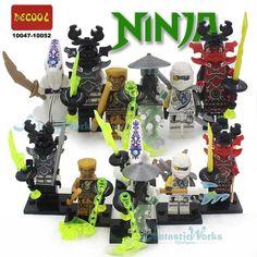 Teenage Mutant Ninja Turtles Minifigures Jurassic World Toy story Pirates of the Caribbean NEXOES KNIGHTS Models & Building Toy