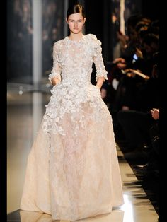 Elie Saab Haute Couture SS 2013