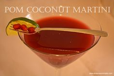 POM Coconut Martini ShawnaCoronado