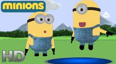 Minions in  trouble - funny cartoons for children - Minions Mini Movies ...