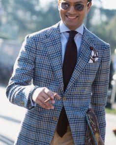 Super #classy #bespoke #blazer http://ift.tt/2rCF0B7