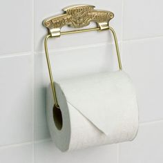 Victoria Toilet Fixture Solid Brass Toilet Paper Holder