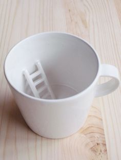 Cute. // Latter Ceramic Mugcup