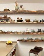 Stunning DIY Floating Shelves Ideas 24