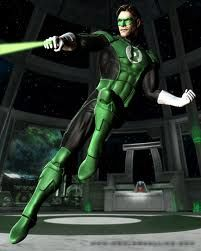View an image titled 'Green Lantern Art' in our Mortal Kombat vs. DC Universe art gallery featuring official character designs, concept art, and promo pictures. Green Lantern Characters, Green Lantern Movie, Green Lantern Hal Jordan, Green Lantern Corps, Green Lanterns, Mortal Kombat, Green Color Meaning, Green Lantern Sinestro, Guardians Of The Universe