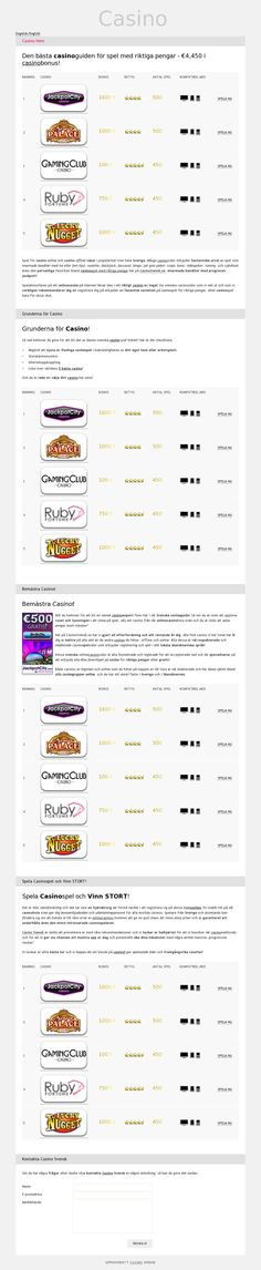 online casino guide .de