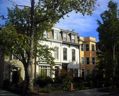 Dupont Circle Washington DC Homes