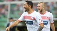 Carpi fik deres første point i Palermo!