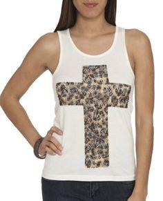 Wet Seal Womens Cheetah Cross Raglan Tank - Buy New: $16.90 [ http://shop.osx128.com/Buy-From-US/shop.php?k=Wet+Seal+Womens+Cheetah+Cross+Raglan+Tank=all ]