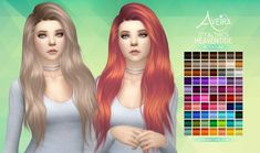 Aveira Sims 4: Stealthic's Heaventide - Retexture • Sims 4 Downloads