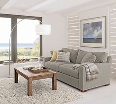 what style decorating uses greys | uses of an arc-style floor lamp – Style At Home Blog