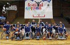 La Selección masculina de básquetbol adaptado se clasificó al Mundial de Corea del Sur 2014. Fue el domingo pasado al finalizar segunda en la Copa América disputada en la ciudad de Bogotá, Colombia.