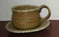 Allie's in Stitches: Tracy's Pine Needle Baskets