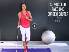 My jump rope session to burn calories quickly – wanderlust Yoga Gym, Yoga Fitness, Hiit, Best Weight Loss, Weight Loss Tips, Coach Sportif, Running For Beginners, Body Challenge, Sports Nutrition