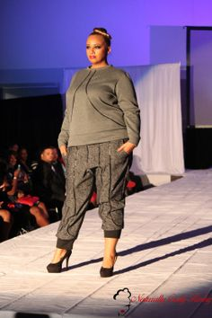 Haute Curves LAFW, Los Angeles Fashion Week, Plus Size, Fashion, Style, Models, Runway, Show, Charity event, Makeup, MUA, Red Carpet, Aida C...