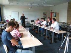 24 juni: B en W Meppel in gesprek met leerlingen van CSG Dingstede