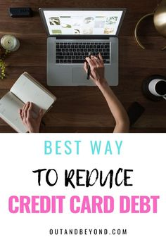 Learn how to reduce credit card debt with these 5 effective credit card debt tips. Reduce your credit card interest and save thousands in credit card debt. Payoff debt using these 5 useful tips Money Plan, Paying Off Credit Cards, Credit Card Interest, Budgeting Finances, Debt Payoff, Saving Money, Finance Tips, Personal Finance, Interest Calculator