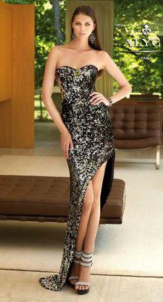 Alyce Prom Dress 6079 | Terry Costa Dallas