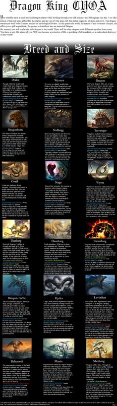 Tagged with dragon, fantasy, cyoa, creature, mythical creatures; Shared by Dragon King CYOA Magical Creatures, Fantasy Creatures, Real Mythical Creatures, Dragon Occidental, Types Of Dragons, Create Your Own Adventure, Dragon King, Pet Dragon, Dragon Age