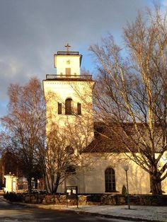 Kirkko Kokkolassa, Suomi