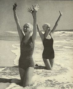 Friends spending time on a Florida Beach..This is so  me and a friend with sunscreen 70...