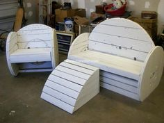wood pallet cable spool recycling 11
