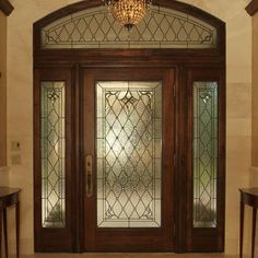 Stained Glass Doors | Click Images of our Stained Glass Doors to Enlarge