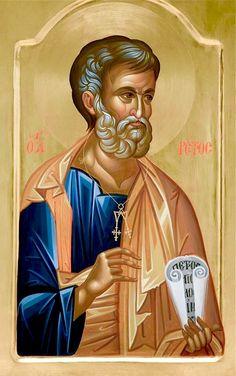 Άγιοι Πέτρος Πρωτοκορυφαίος Απόστολος _june 29