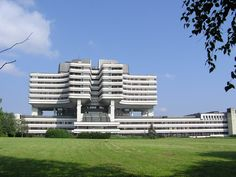 The Military Medical Academy in Belgrade, Serbia