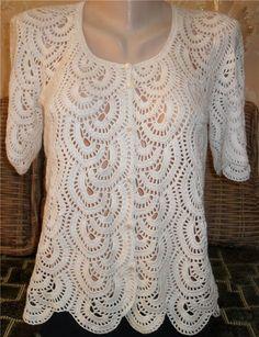 Осинка Crochet Jacket, Crochet Poncho, Knit Crochet, Baby Dress Tutorials, Crochet Edging Patterns, Crochet Wedding, Tunic Pattern, Crochet For Kids, Knitting Designs