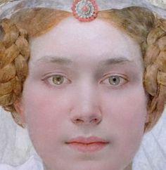 History of Art:Edgar Maxence (12) - Seeking Beauty