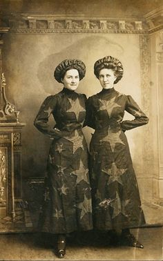 Starry ladies