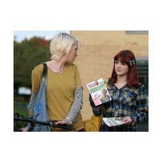 skins - naomi emily ❤ liked on Polyvore