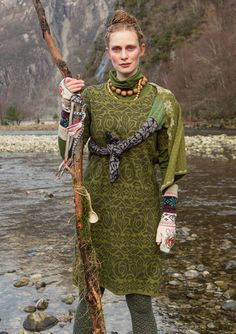 "Jurk ""Sissel"" van biokatoen–Rokken & jurken–GUDRUN SJÖDÉN – Kleding Online & Postorder"
