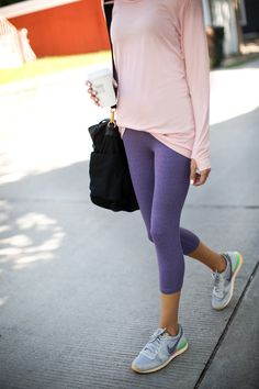4 Colorful Workout Looks | Hello Fashion