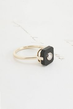 The Dainty, Deco Jewels For The Anti-Gatsby Girl #refinery29  http://www.refinery29.com/erica-weiner#slide12