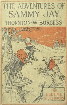 "THE ADVENTURES OF SAMMY JAY BY THORNTON W. BURGESS  Author of ""Old Mother West Wind,"" ""Mother WestWind 'Why' Stories,""  ""Adventures of Mr. Mocker,"" etc. With Illustrations by HARRISON CADY  1920     BOSTON  LITTLE, BROWN, AND COMPANY  1920"